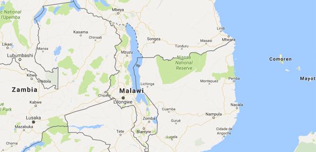 Malawi - KNCV - Tuberculosefonds