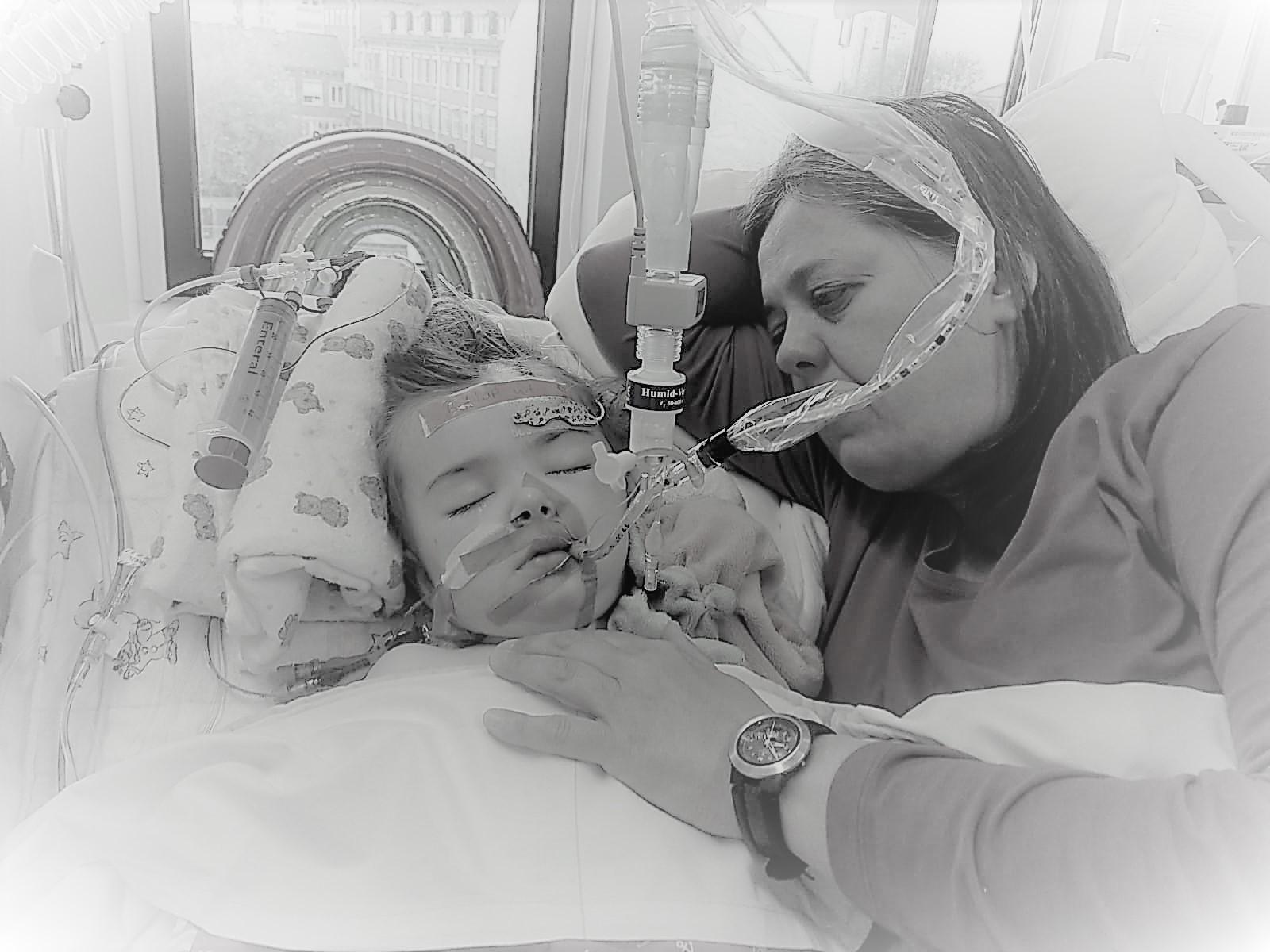 Nederlandse Yael (4) overleden aan tuberculose