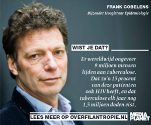 Frank, over filantropie