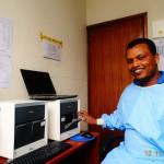 Boja Dufera, Laboratory Technologist, Addis Ababa