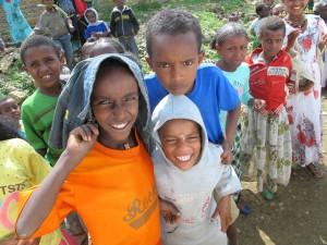 Ethiopie kinderen 2013