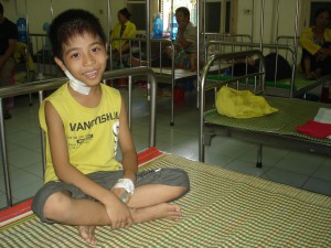Jongen Vietnam