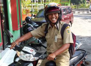 Klaten-District-Health-Facility-TB-Control-Supervisor-Indonesia