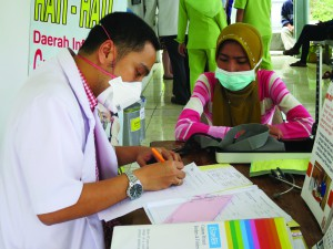 MDR-TB Out-patient Clinic, Indonesia