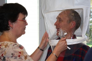 Respiratory Fit Test for Dutch TB Nurse