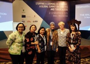 KNCV Signs Bali Declaration