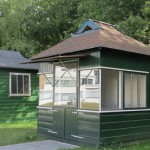 1 Foto tbc-huisje uit de vorige eeuw - Zonnestraal