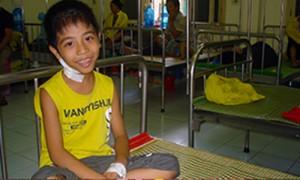 Vietnamese boy