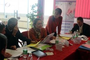 Pharmacovigilance workshop, Tajikistan, December 2015.