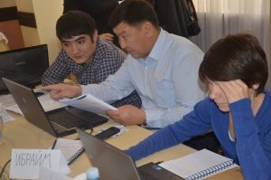 2015 CAR QuanTB_Regional training The practical exercises with use of actual NTP data of Kazakhstan web